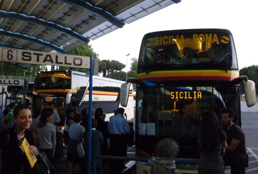 002 Autobus SAIS Roma Messina