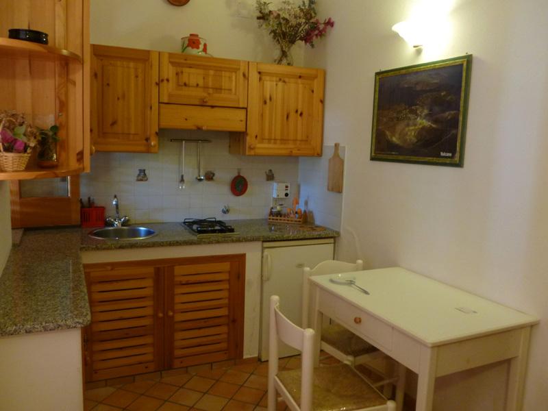 4 Kuchnia w pokoju
