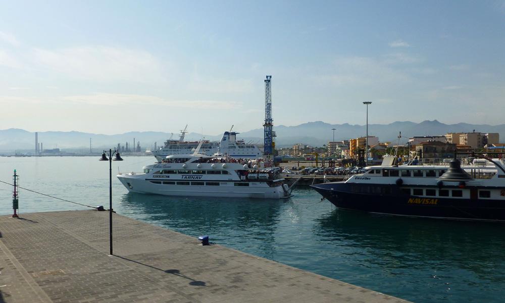04 Port w Milazzo