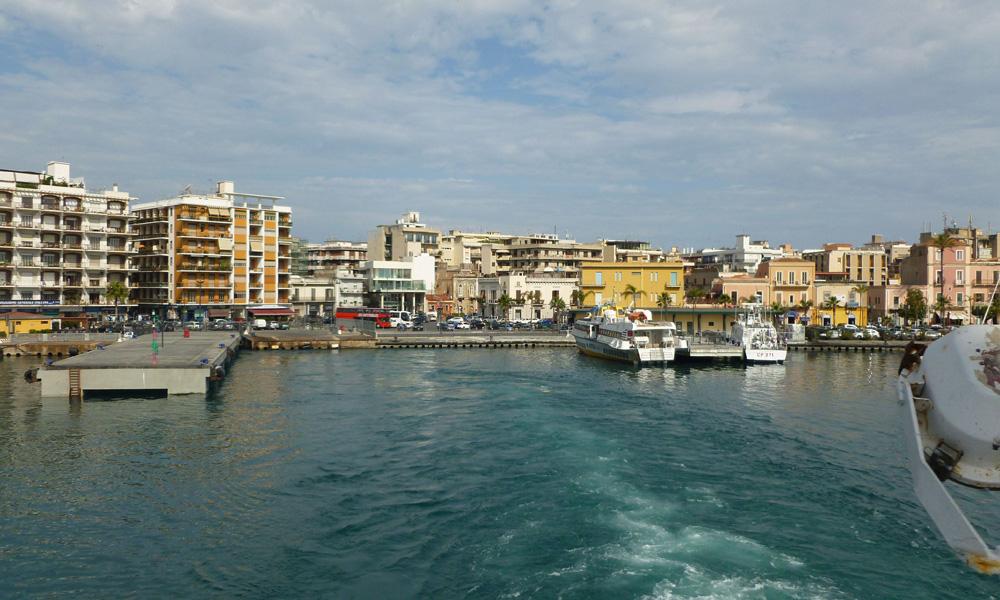 05 Milazzo - odpływamy