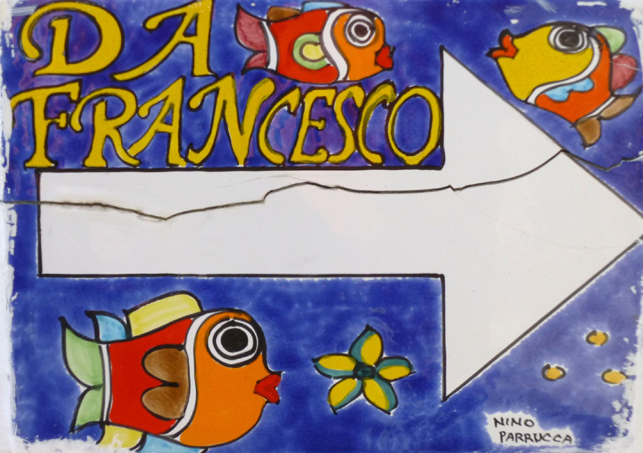 01 Da Francesco - tu bede spac