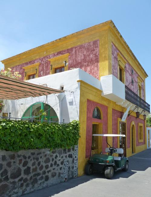 11 Kolorowy dom