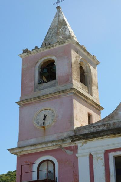 09 San Bartolo, Dzwonnica