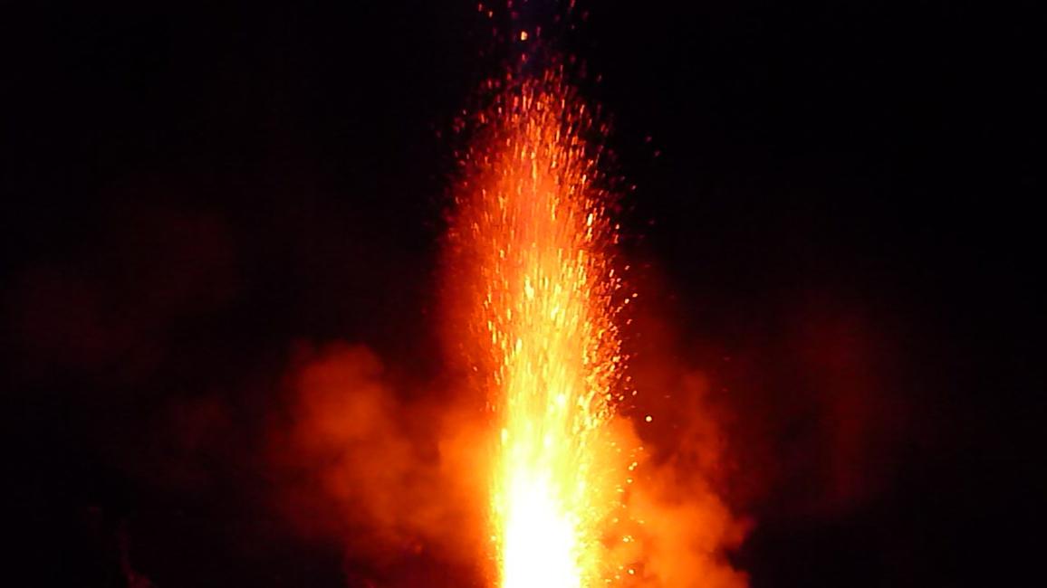 31 Kolejna erupcja