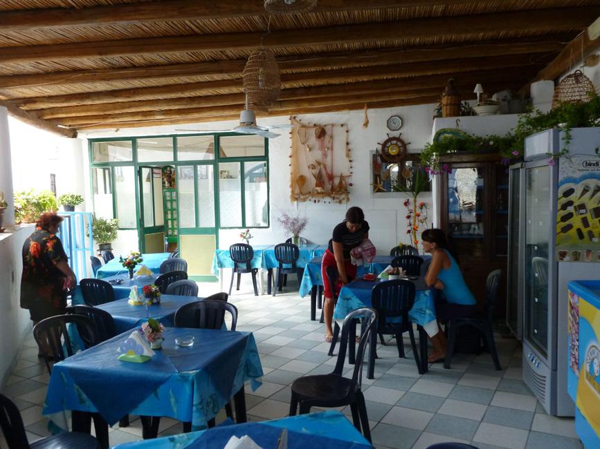 02 Bar la Scogliera, tu pytam o nocleg