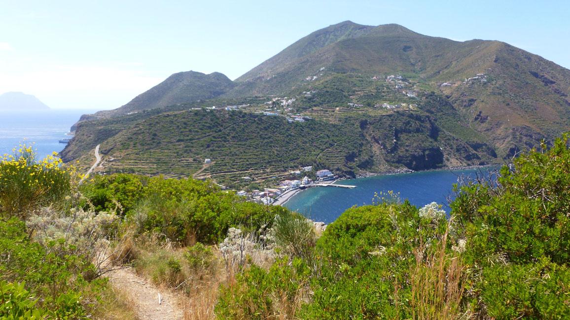 19 Widok z Capo Graziano