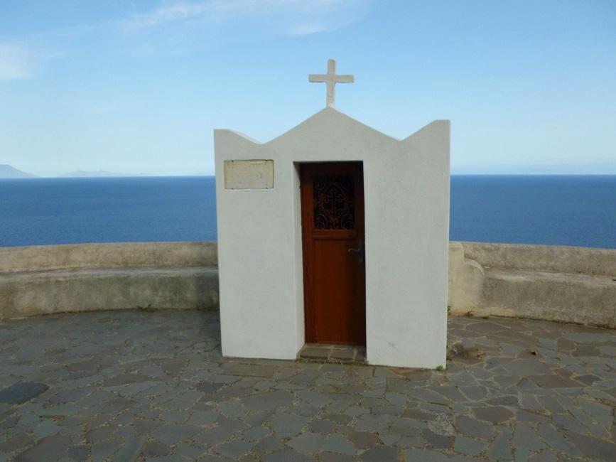 08 Belvedere, kaplica San Bartolo, tutaj podczas swiat zatrzymuja sie procesje