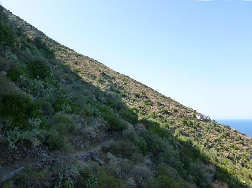 06 Bazzina Alta daleko na zboczu