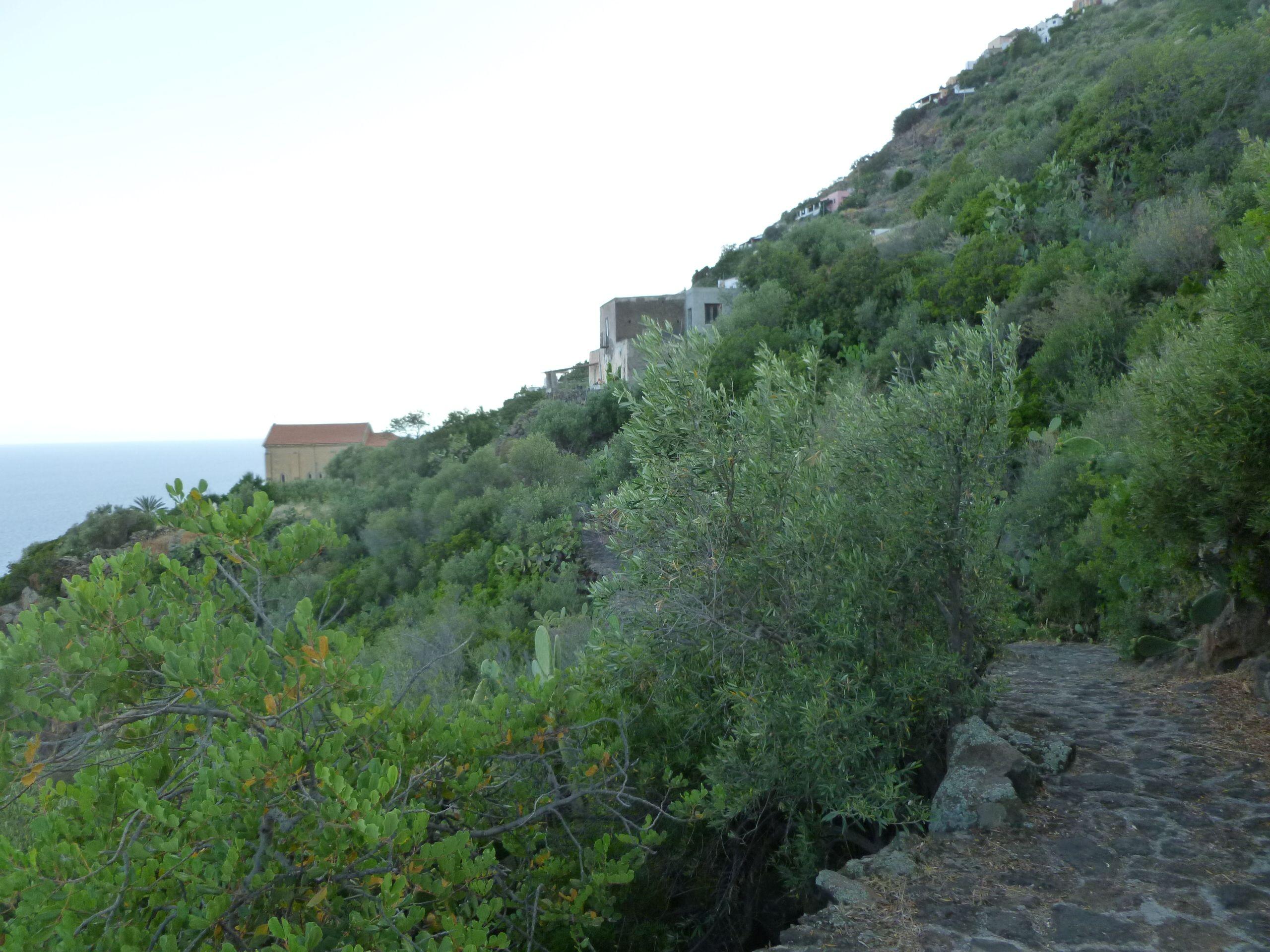 13 Widac kosciol Chiesa del Carmine, zaraz za nim jest moj dom