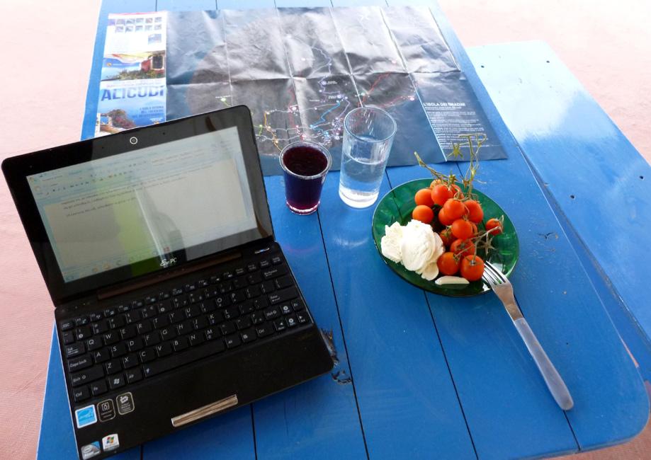 23 Jedzenie, picie, pisanie