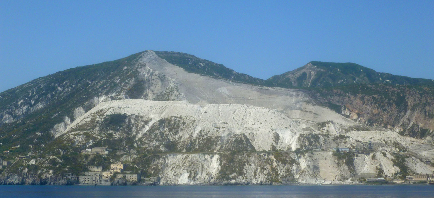 04 Dawne kopalnie pumeksu na Lipari