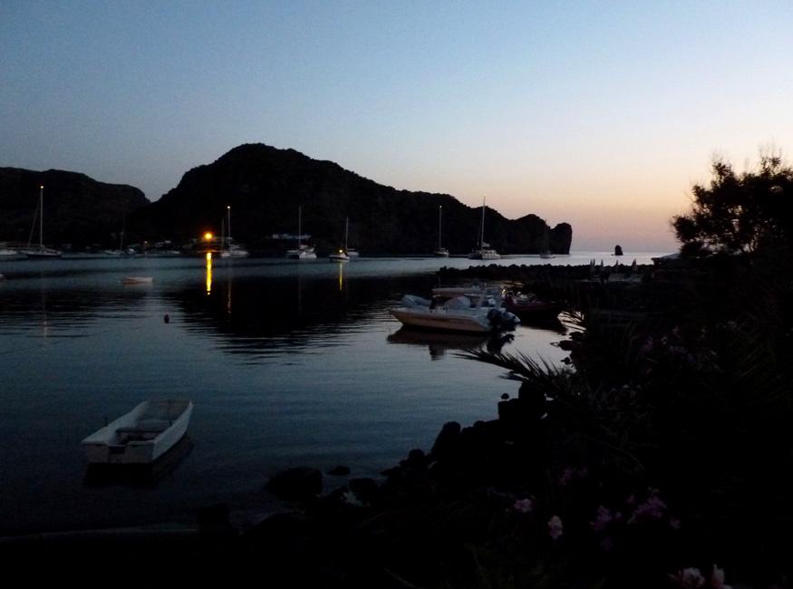 12 Porto di Ponente, wieczor