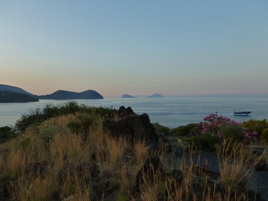 12 Widok na wyspy