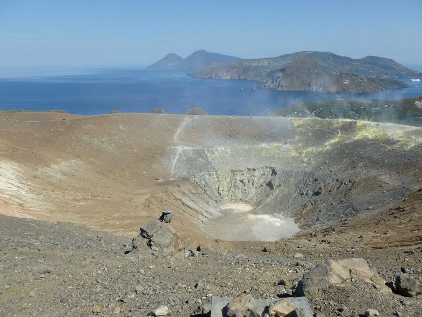 14 Za kraterem Salina i Lipari