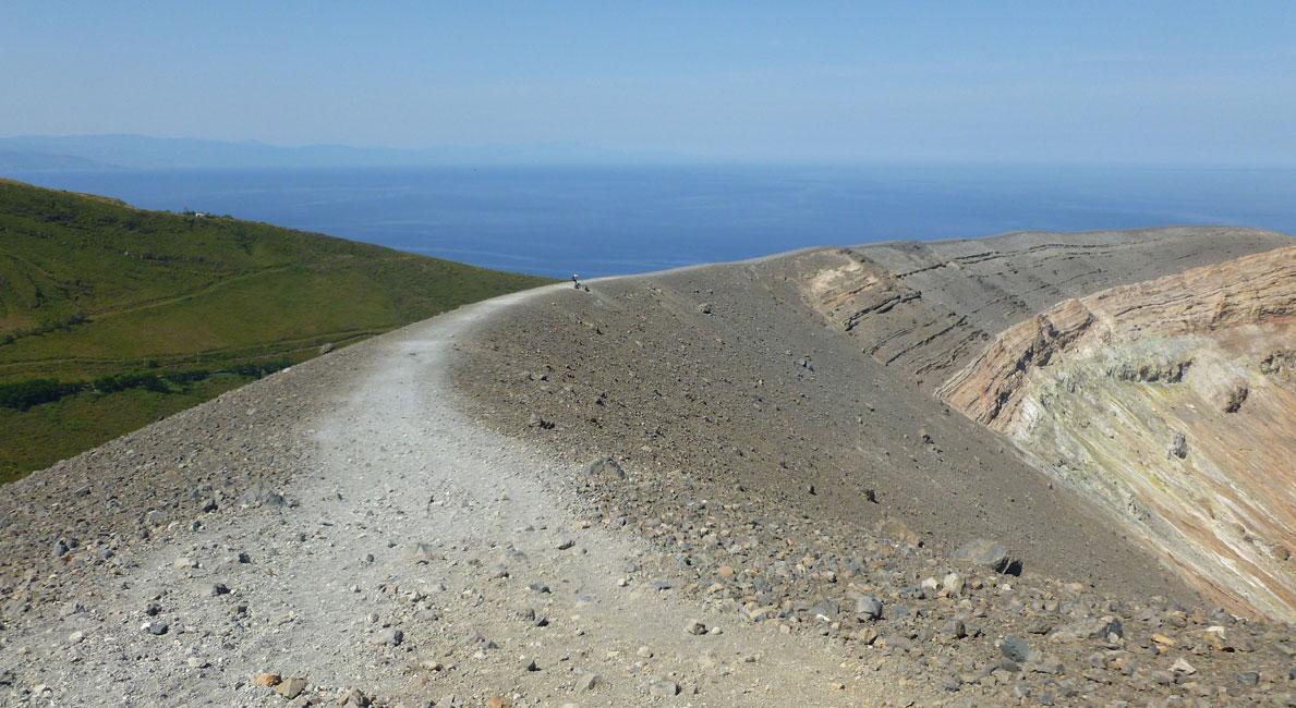 17 Wschodnia krawedz krateru