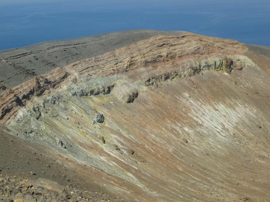 20 Zachodnia czesc krateru