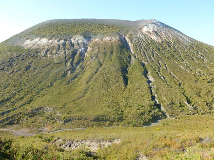 12 Wulkan, poludniowe zbocze