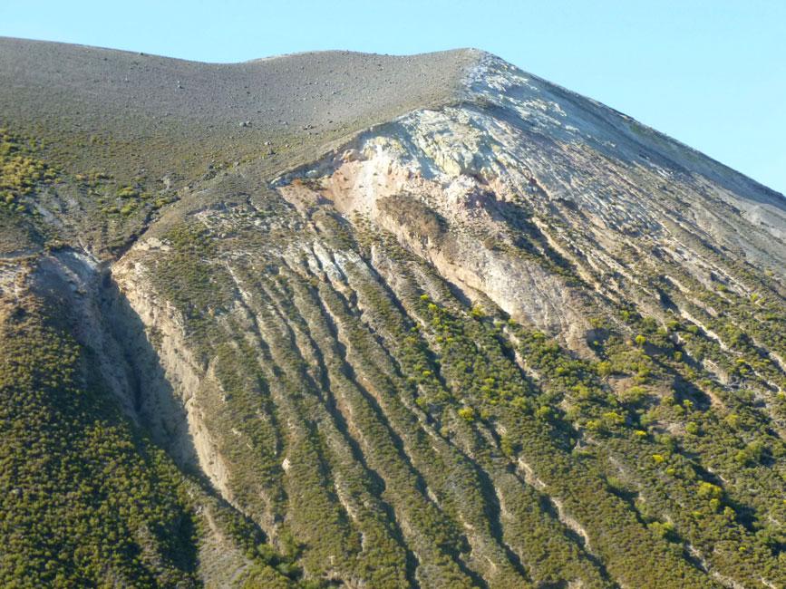 13 Zbocze wulkanu