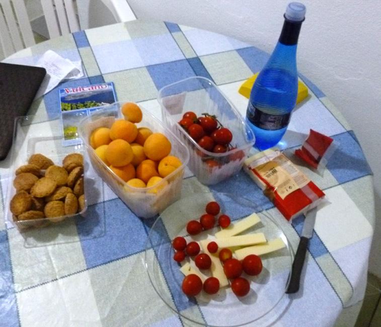 04 Obiad na campingu
