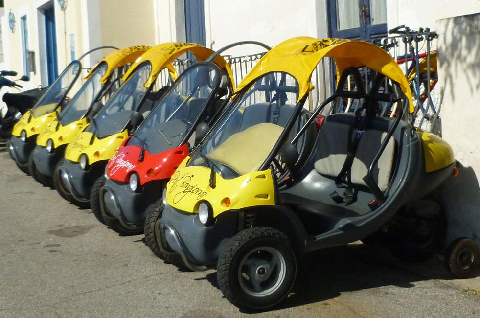 13 Takie pojazdy mozna wynajac