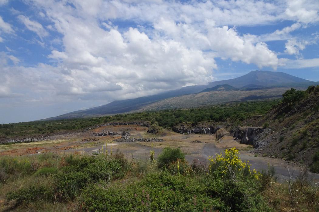 Zbocze Etny
