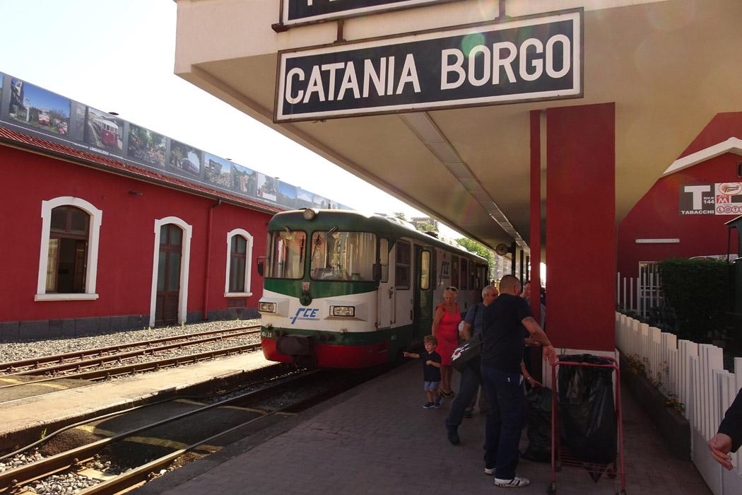 Catania Borgo