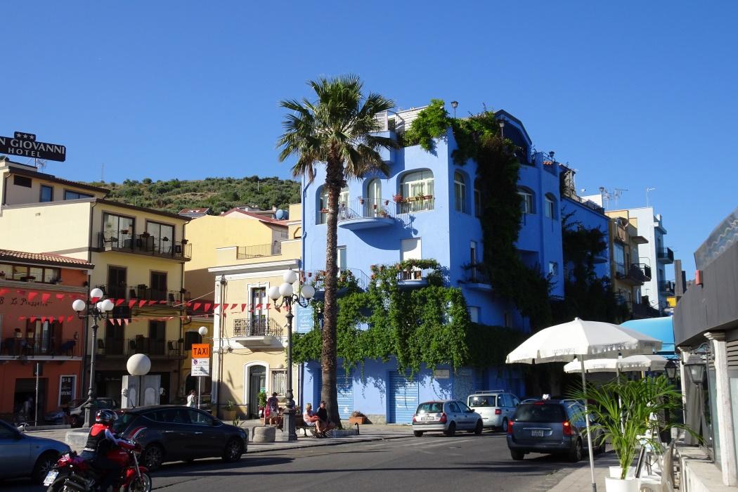 Niebieski dom