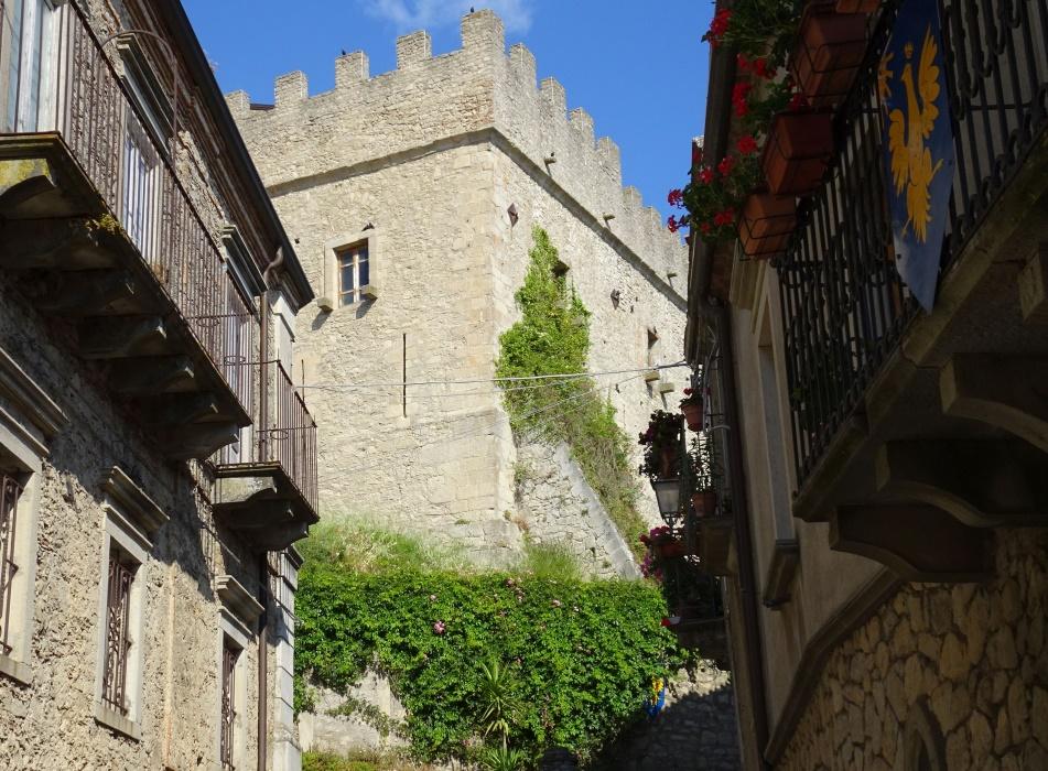 Zamek jest wszędzie