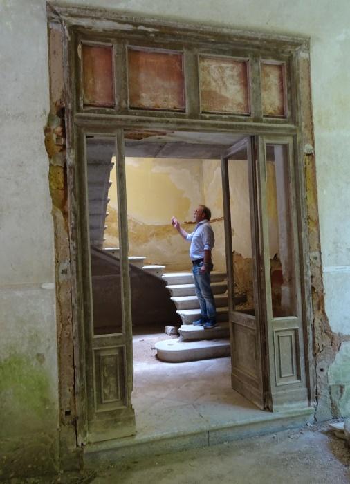 Ocalałe schody