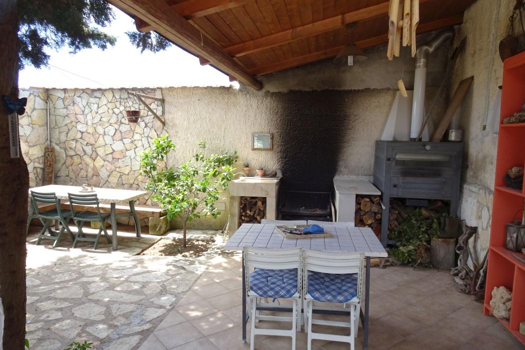 Taras, miejsce do grillowania